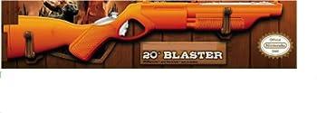 Wii Remington Blaster - Shotgun  Gun Only