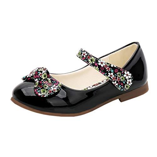 Cool&D Mädchen Sandalen Prinzessin Schuhe Sandalen Flach-Schuhe Oxford Sohlen Sandalette