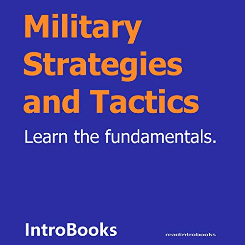 Military Strategies and Tactics cover art