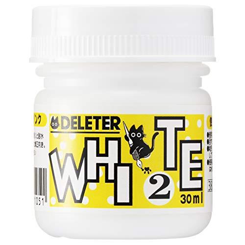 Deleter White Ink