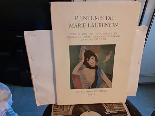 SIX FEMMES PEINTRES / Berthe Morisot Eva Gonzalez Seraphine Louis Suzanne Valadon Maria Blanchard and Marie Laurencin.