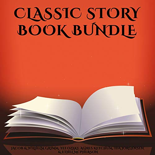 『Classic Story Book Bundle: 9 Timeless Fairy Tales, Set 5』のカバーアート