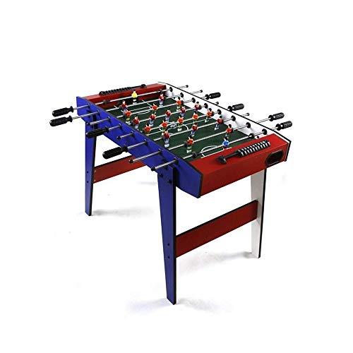 SYXX Kinder Tabletop Desktop-Fußball, Hallenfußball Tischspieltisch, Kinder Geschenke Erwachsene Kinder Sportspiele, Kindergeburtstag Geschenke