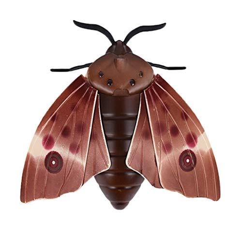 Skryo🛩🛩 Kinder heikles Spielzeug Infrarot Induktion elektrische Fernbedienung Fly Moth Toy