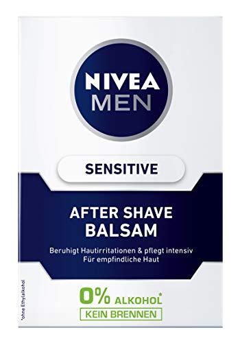 Nivea After Shave Balsam für empfindliche Haut, 30 ml