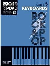 Trinity Rock & Pop Exams: Keyboards Initial Grade (Trinity Rock & Pop) (Mixed media product) - Common
