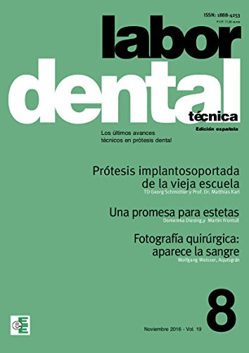 Labor Dental Técnica nº8 2016: nº8 vol19