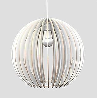 Lampadario moderno Design Sfera Lampada Sospensione Soffitto Pendente Arredamento