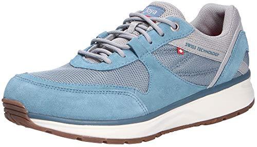 Joya Monte Carlo - Zapatos con cordones, color Azul, talla 47 EU X-Weit