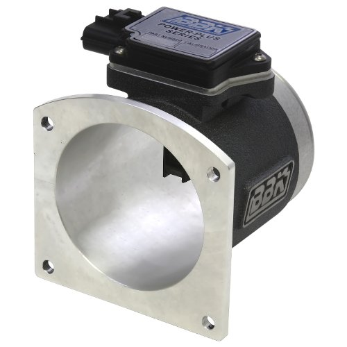 BBK 8015 86mm Mass Air Flow Meter MAF Sensor Calibrated For 30 lb Injectors, Cold Air Kit...