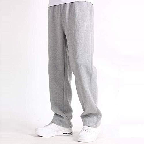 None/Brand Men Plus Size 7XL Pants Solid Baggy Loose Elastic Pants Pencil Sweatpants Casual Pants Men's Trousers Joggers Large Big 5XL 6XL