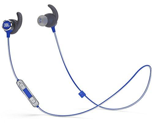JBL REFLECT MINI 2 BT Bluetoothイヤホン IPX5 防滴防汗仕様/通話可能 ブルー JBLREFMINI2BLU 【国内正規品/メーカー1年保証付き】