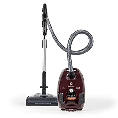 Electrolux Bagged Vacuum EL4015A Silent Performer Canister