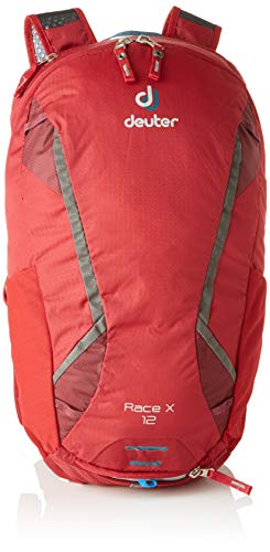 Deuter Race X Mochila Tipo Casual 44 Centimeters 12 Rojo