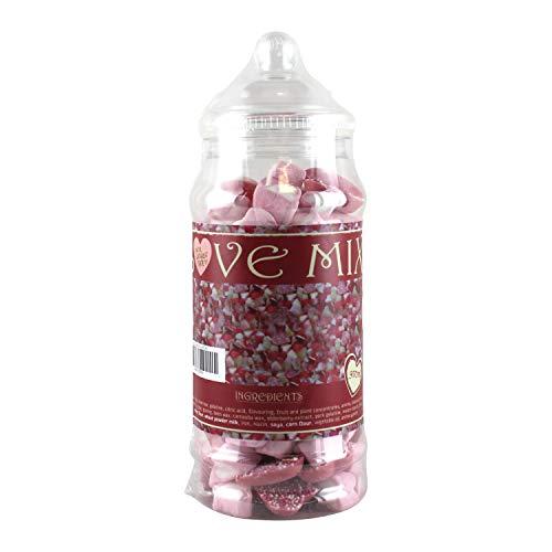 Love Mix Filling JAR Small 500ml and Large 970ml (970ml Jar)