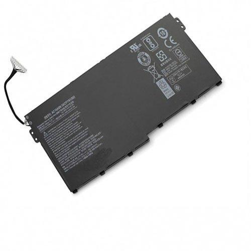 Amsahr ACRAC16A8N-02 - Batería de reemplazo para Acer AC16A8N, Aspire V15 Nitro BE VN7-593G, Aspire V 15 Nitro BE, Aspire V 17, Color Gris