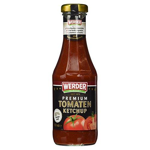Werder Premium Tomatenketchup 450 ml