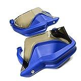 12 Color Motorcycle HandGuard Shield Guardias Mano Parabrisas para R1200 GS ADV R1200GS LC R1200GSA 2013-2019 2016 2017 2017 2017 2017 (Color : Full Set Blue 2)