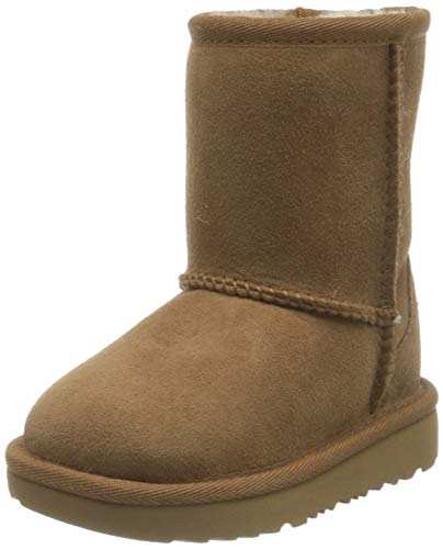 UGG Kids' Classic II Boot, Chestnut, 4