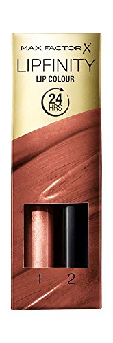 Max Factor Lipfinity Lipstick, Stay Bronzed Number 191, 1.9 g