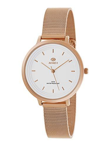 Reloj Marea Mujer B41197/14 Malla Rosado