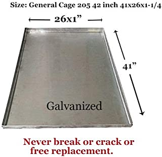 replacement dog crate tray