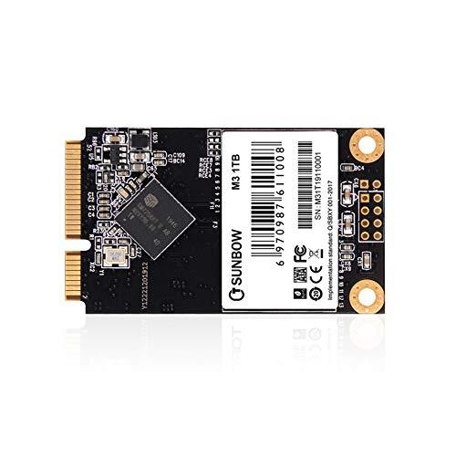 TCSUNBOW MSATA SSD 1TB
