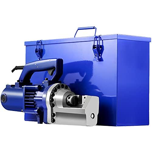 Happybuy Rebar Cutter, 1350W 110V Electric Hydraulic Rebar...