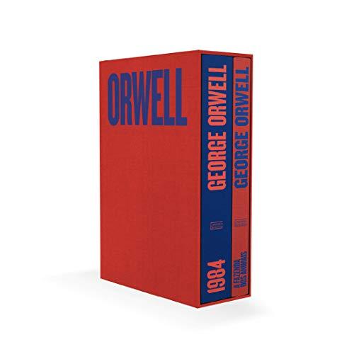 Caixa Orwell: 1984 e A Fazenda dos Animais
