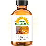 Frankincense Essential Oil (Huge 4oz Bottle) Bulk Frankincense Oil - 4 Ounce