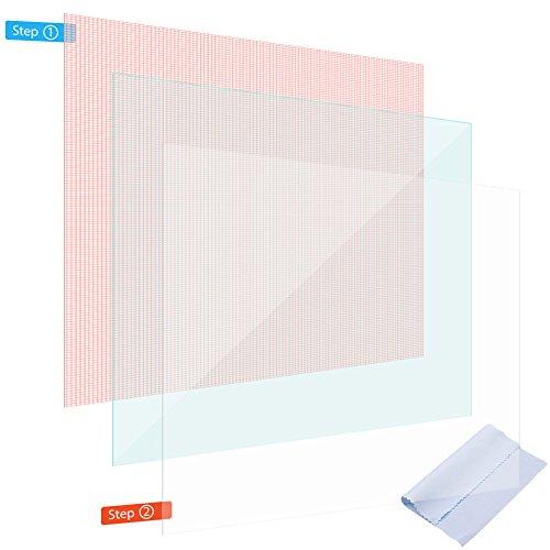 NAmobile Medion Lifetab X10311 Bildschirmschutzfolie Schutzfolie 2x klar Bildschirmschutz Folie