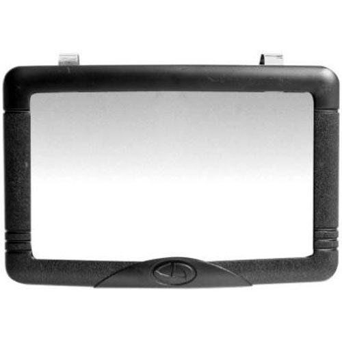 Custom Accessories 53331 Black Visor SUVity Mirror