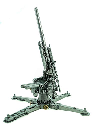 Replik Deutsche Flugabwehrkanone 10,5 Flak 38 M=1:19 Fliegerabwehrkanone 2. Weltkrieg Krieg
