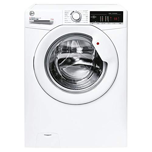 Hoover H3W49TE 9KG 1400RPM A+++ Washing Machine- White