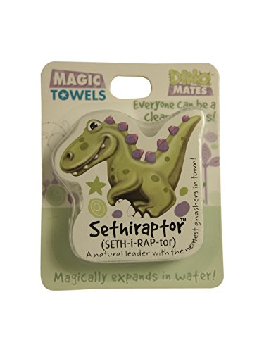 John Hinde DinoMates Magic Towel, Seth