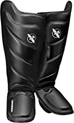 WHEN MEASURING YOUR SHIN LENGTH, MEASURE FROM THE TOP OF YOUR FOOT TO JUST BELOW THE KNEE CAP. USE THIS MEASUREMENT WHEN CHOOSING THE IDEAL SIZE FOR YOU, AND PLEASE REFERENCE THE SIZING CHART WHEN CHOOSING YOUR IDEAL SIZE. Hayabusa T3 muay thai and k...