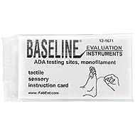 Baseline 12-1671 Tactile Monofilament, LEAP Program, Disposable, 5.07 to 10 gram, Single unit