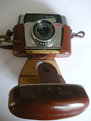 Braun Super Paxette Nürnberg, Kamera - Electronic Ennagon f