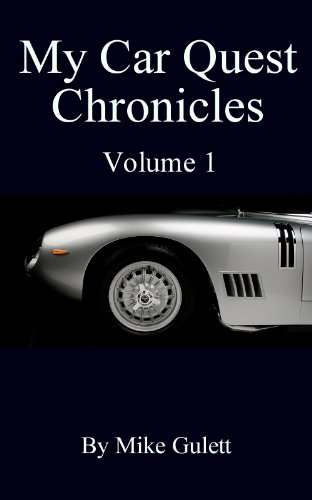 My Car Quest Chronicles Volume 1 (English Edition)