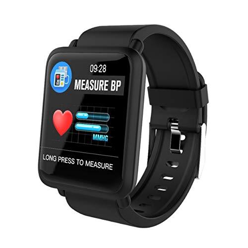 Loveolvido H1Smart Hand Heart Rate Blood Pressure Oxygen Clock promemoria Tracker per Android iOS sport orologio impermeabile