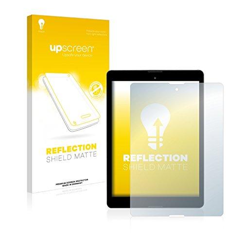 upscreen Entspiegelungs-Schutzfolie kompatibel mit Medion Lifetab P9701 (MD 90239) – Anti-Reflex Bildschirmschutz-Folie Matt