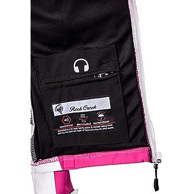 ➤ Cheap 'Rock Creek Women's Softshell Jacket Windbreaker D