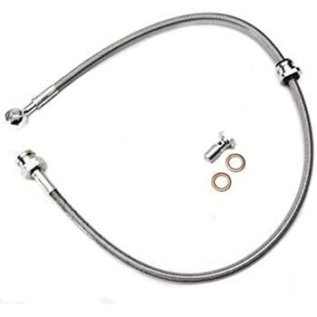 HNCL-001 Techna-Fit Stainless Steel Clutch Line Kit for Honda