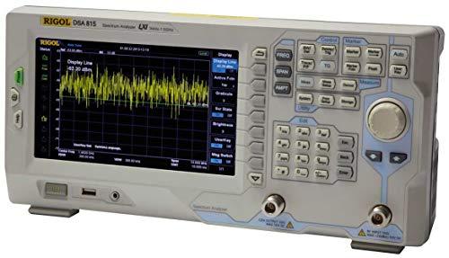 Rigol DSA815 Spektrum-Analysator, Analyzer-Frequenzbereich 9 kHz - 1,5 GHz, Bandbreiten (RBW) 100 Hz - 1 MHz - ISO kalibriert