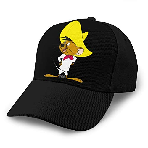 S-peedy G-onzales Baseball Cap Men Women Classic Adjustable Hat Black