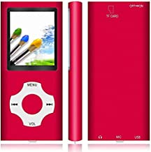 MP3 Player / MP4 Player, Hotechs MP3 Music Player with 16GB Memory SD Card Slim Classic Digital LCD 1.82'' Screen Mini USB... photo