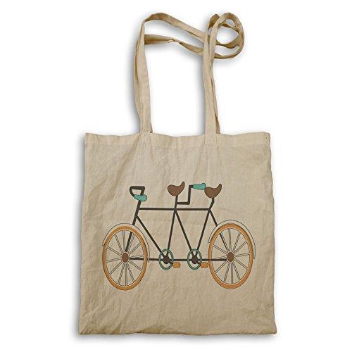 Joli Vélo Deux Places Sac à main r438r