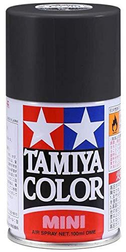 タミヤカラースプレー TS14 ブラック 100ml 85014