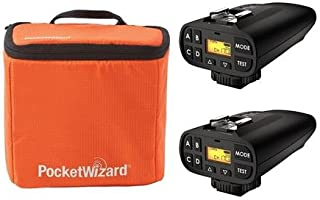 PocketWizard Plus IV Bonus Bundle 3, Includes 2x Transceiver and Case