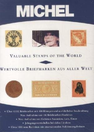 MICHEL-Valuable Stamps Catalogue 2012/2013 - Wertvolle Briefmarken aus aller Welt